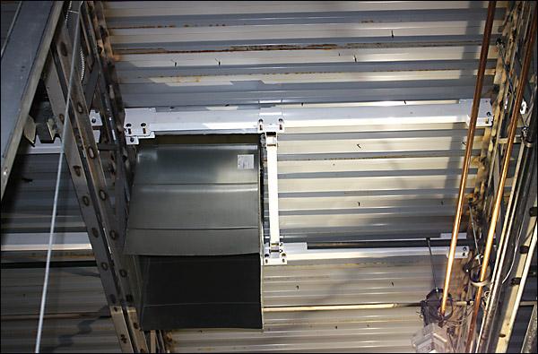 Exhaust Fan Framing