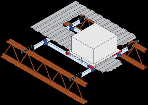 Joist Grip Tube Framing Clamp System