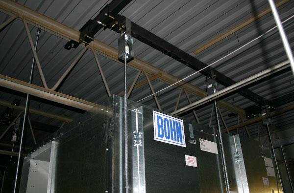 New Hanger Clamps