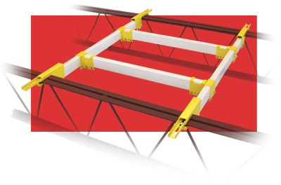 Standard Capacity Tube Framing Clamp System