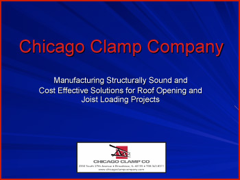 Chicago Clamp Co PowerPoint