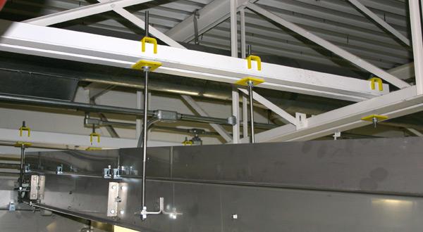 Angle Application Chicago Clamp Company