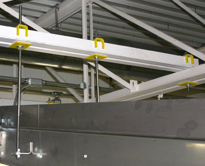 Suspension Clamp System