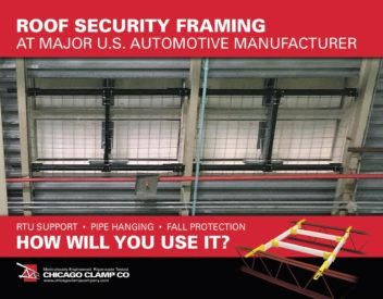 Another Innovative Way to Use Chicago Clamp Company to Fit your Projects Needs