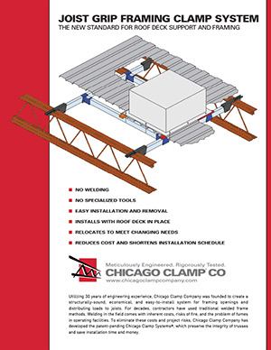 Joist Grip Framing Clamp System Brochure